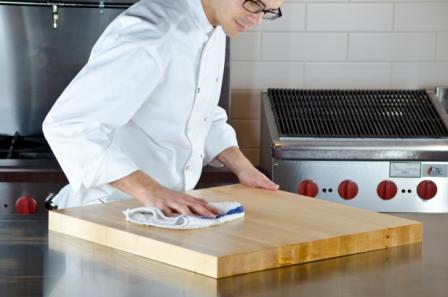 cutting board care
