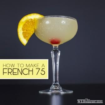 French 75 Cocktail Recipe | French 75 Drink
