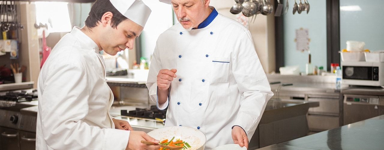 the requirements of becoming a professional chef Education required to become a chef most employers prefer to hire chefs with some formal training training programs may take the form of an associate's degree through a community college or a program offered by a professional culinary institute an associate's program generally lasts two years professional programs last two to four years.