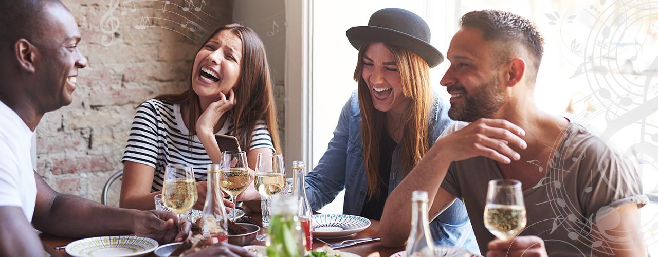 Restaurant Music Choosing The Best Restaurant Music Playlist