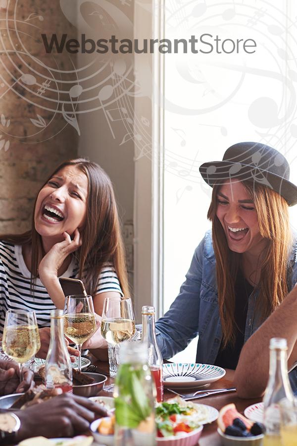 Restaurant Music: Choosing the Best Restaurant Music Playlist