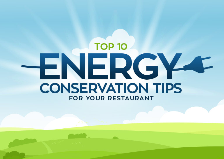 Top 10 Energy Conservation Tips for Restaurants, Alternative Energy Today