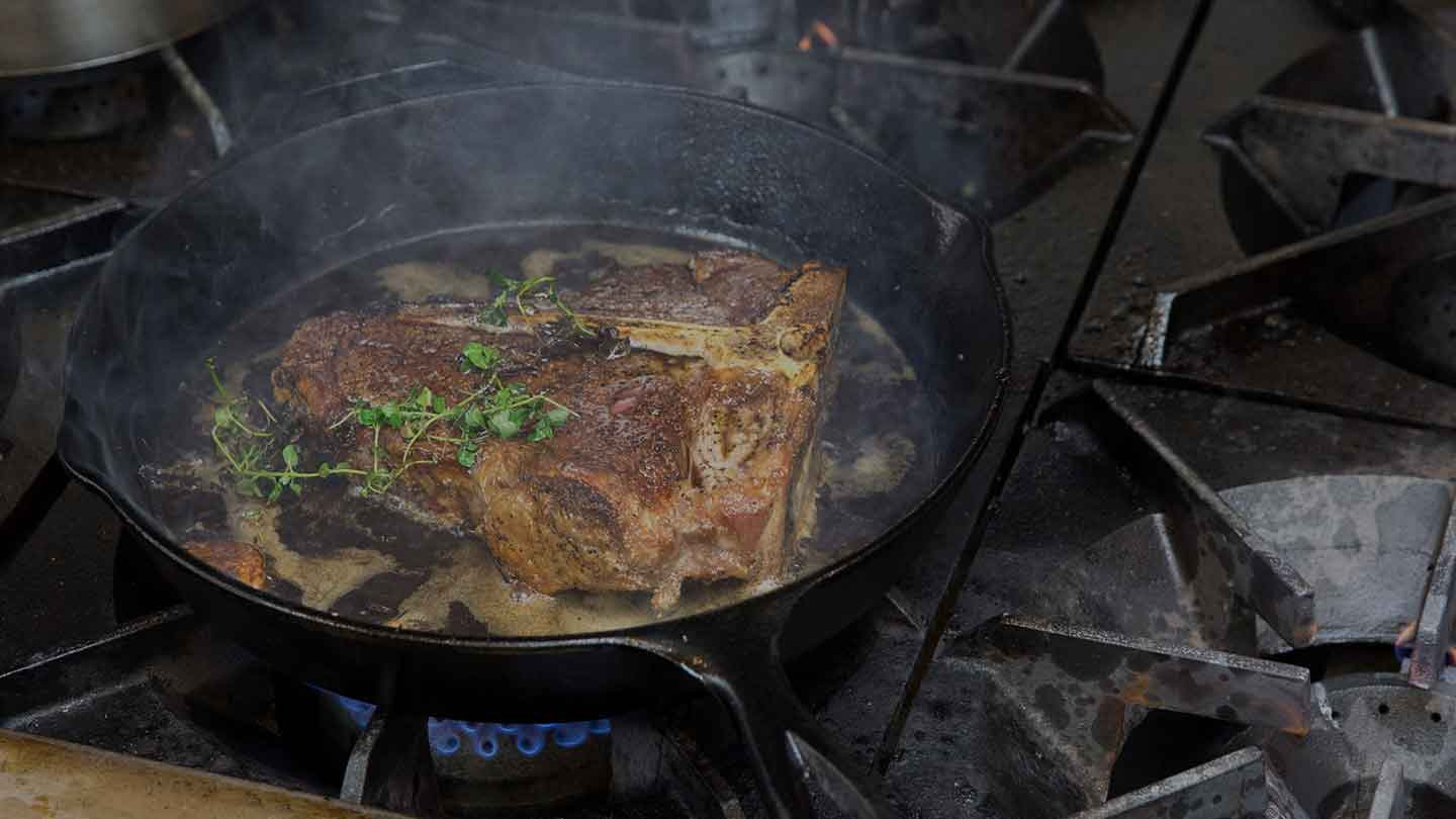 How To Cook Steak In A Cast Iron Skillet