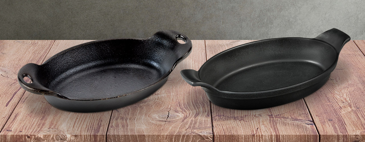 Natural or Faux: Which Servingware is Right for Your Restaurant?