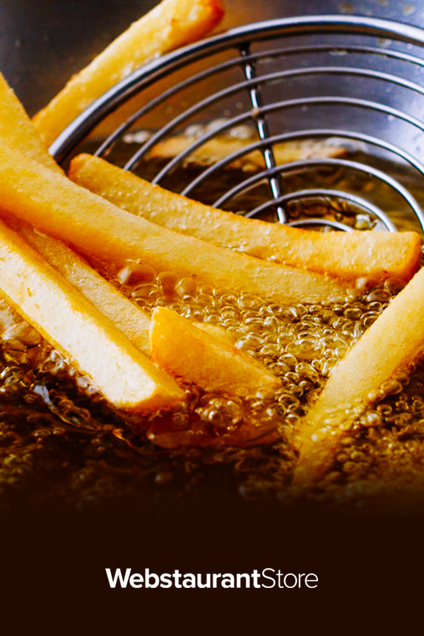 How to Choose and Maintain Your Deep Fryer Oil