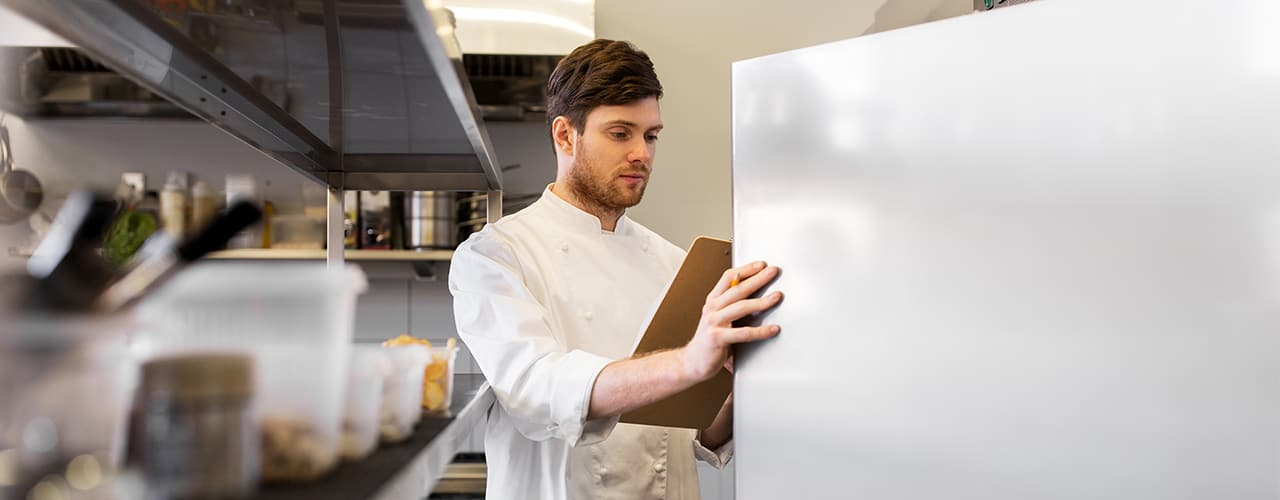 Maintaining a Commercial Refrigerator