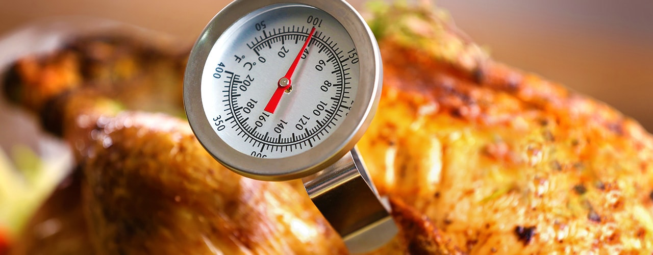 The Danger Zone: Following Food Safety Temperatures