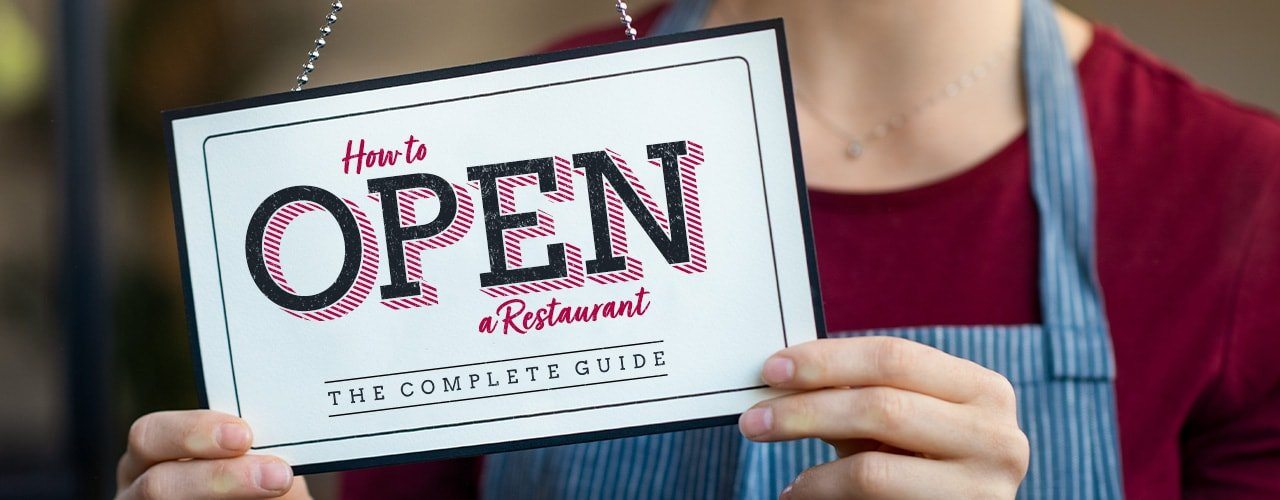 How to Open a Restaurant