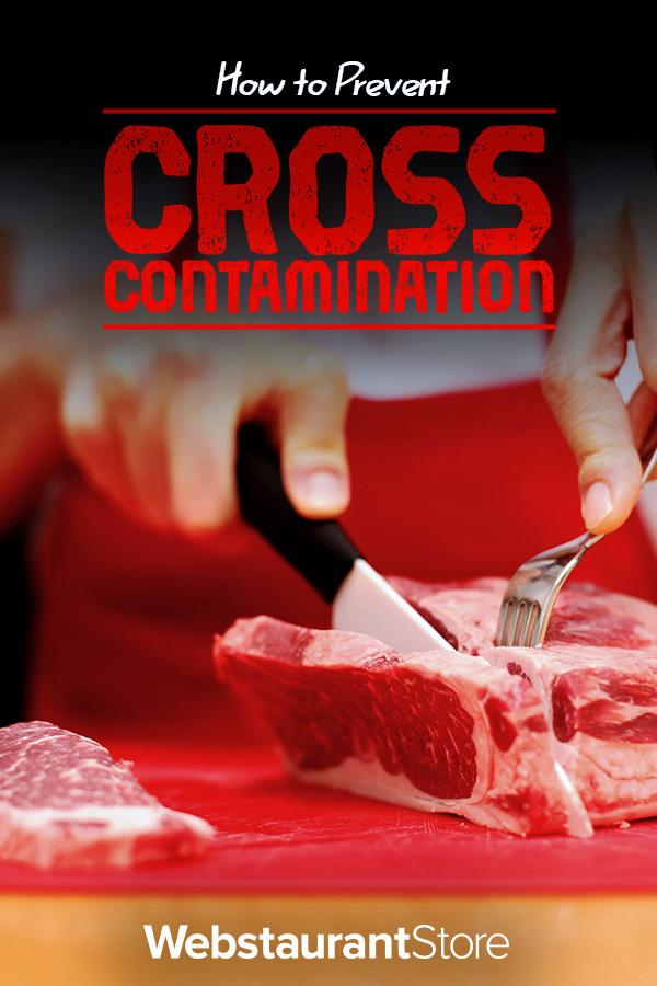 How To Prevent Cross Contamination Food Contamination