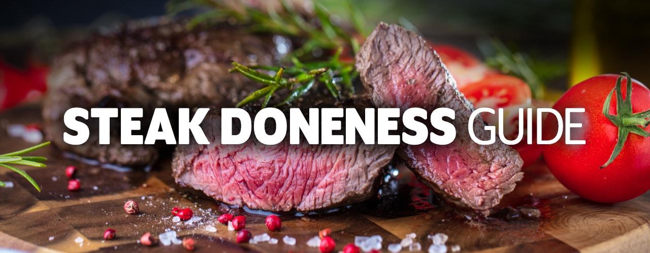 Steak Doneness Guide