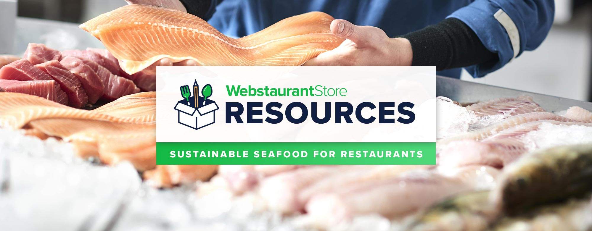 Sustainable Seafood for Restaurants