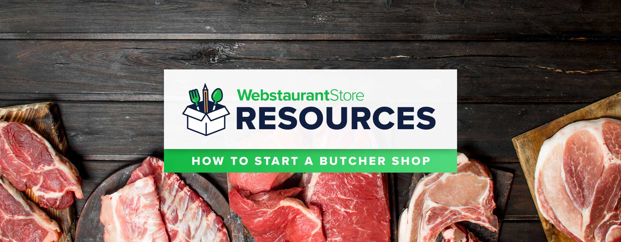 How to Start a Butcher Shop
