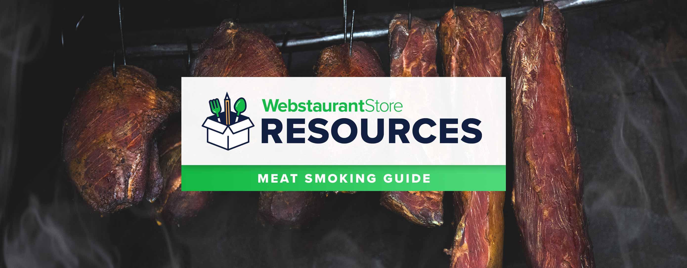 Meat Smoking Guide