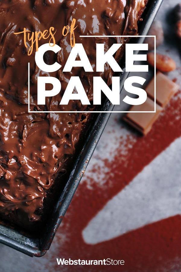 Types Of Cake Pans Amp Cake Baking Pans