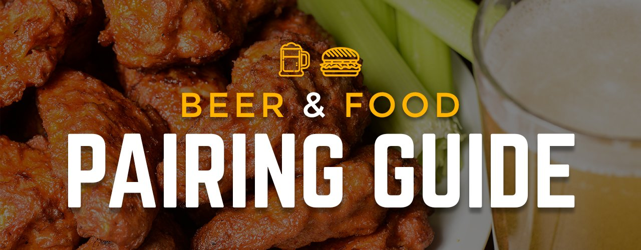 The ultimate beer food pairing guide beer and food pairing guide forumfinder Choice Image