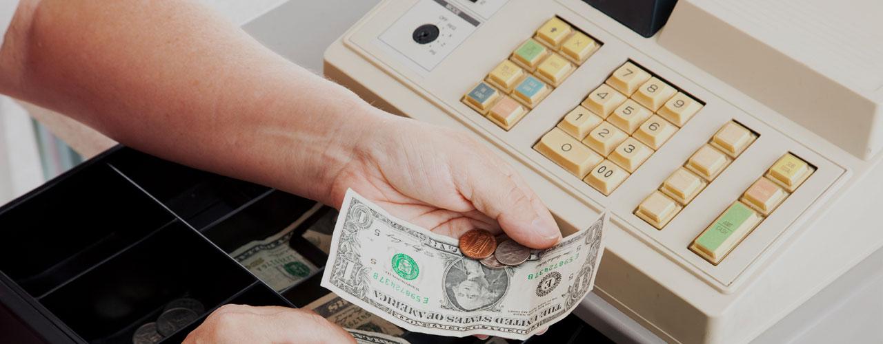How to  Balance a Cash Register