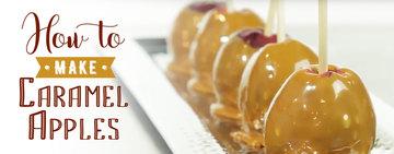 Caramel Apple Recipe