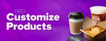 How to Customize Products at WebstaurantStore