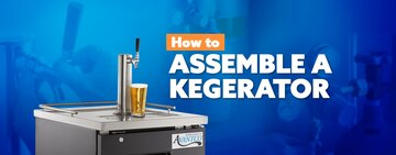 How to Set Up a Kegerator