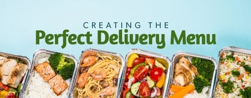 Adapting Your Menu for Delivery