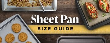 Cookie Sheet Size Chart