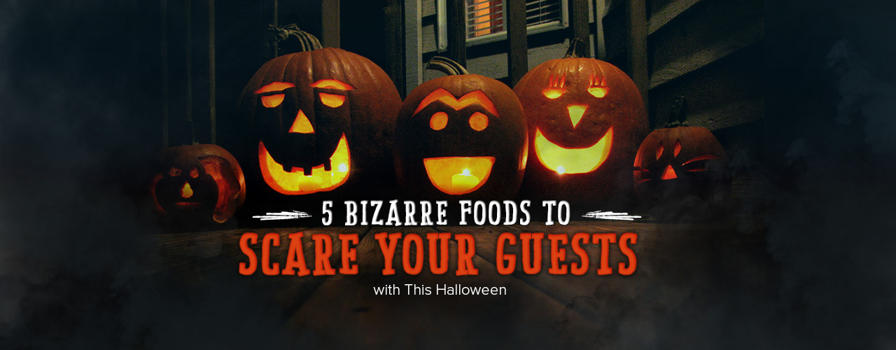 Bizarre Foods Halloween