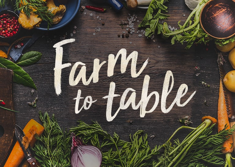 Why Farm To Table Sustainability Is Important WebstaurantStore Blog - Seattle farm to table