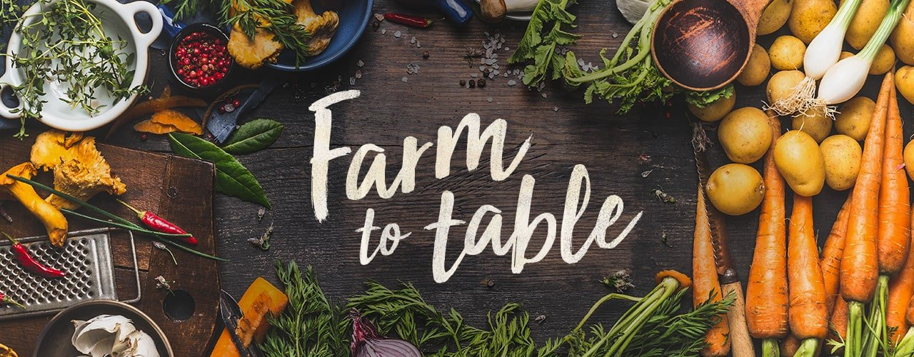 Miraculous Why Farm To Table Sustainability Is Important Home Interior And Landscaping Ologienasavecom