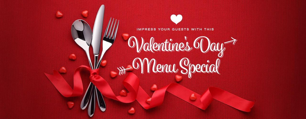 Valentine S Day Menu Idea For 2018 Webstaurantstore