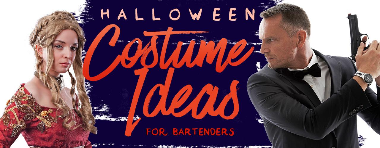 sc 1 st  WebstaurantStore & Halloween Costumes for Bartenders | Bartender Costumes