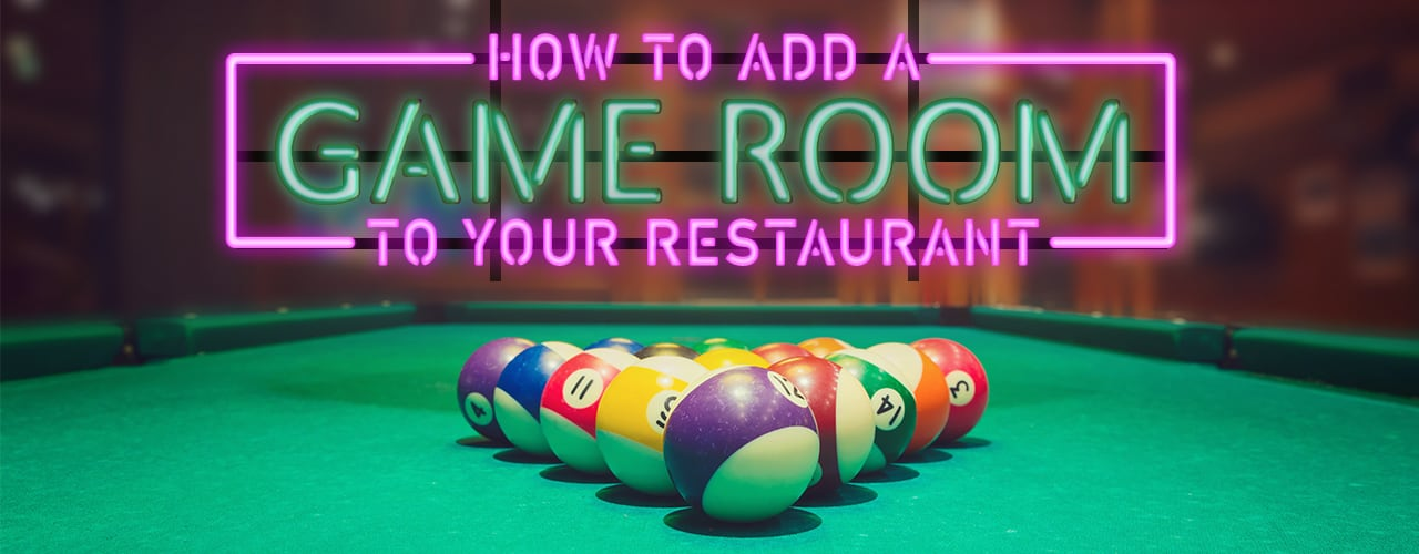 Should You Add Arcade Games To Your Restaurant WebstaurantStore - Restaurant table games