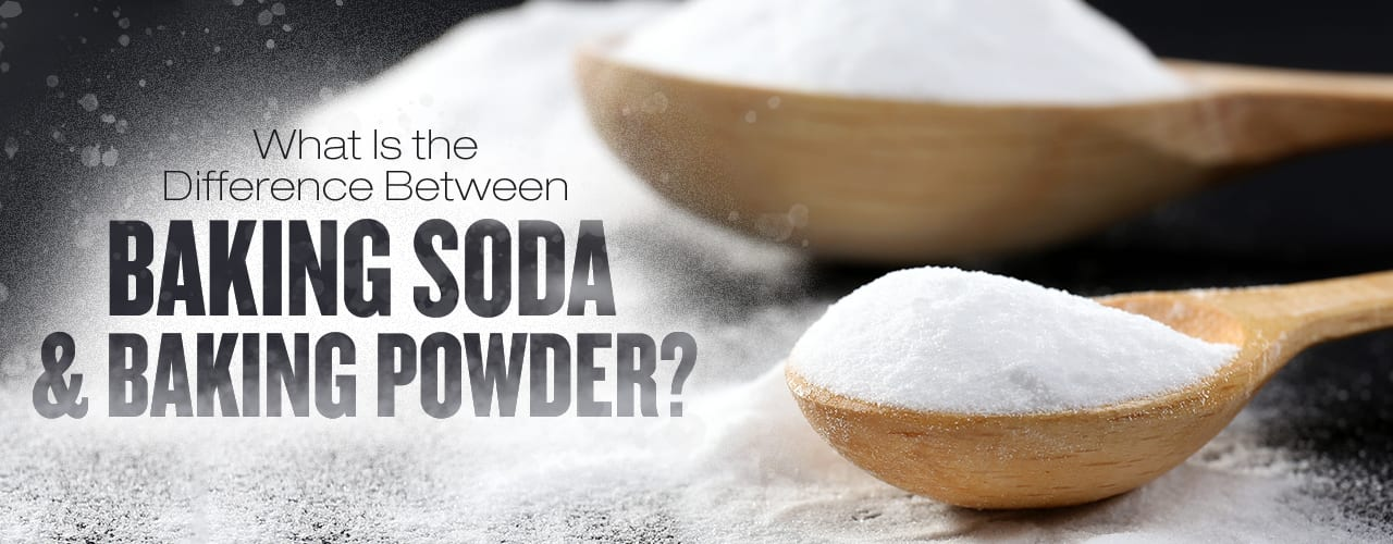 What is a substitute for baking powder or soda