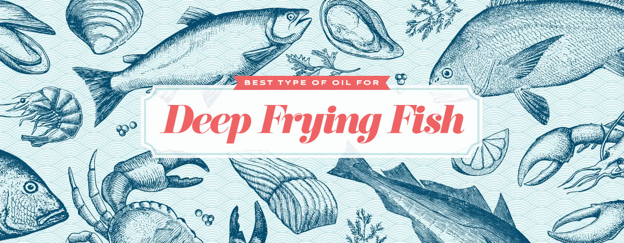 Best types of oil for deep frying fish webstaurantstore for Best oil to fry fish