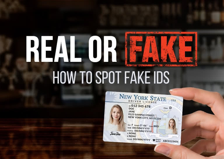How to Spot a Fake ID