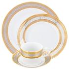 10 Strawberry Street Elegance Porcelain Dinnerware