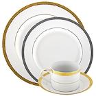 10 Strawberry Street Luxor Porcelain Dinnerware