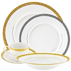 10 Strawberry Street Paradise Porcelain Dinnerware