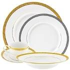 10 Strawberry Street Paradise Porcelain Dinnerware