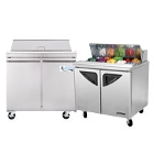32 inch and 36 inch Commercial Sandwich / Salad Preparation Refrigerators