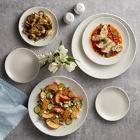 Acopa Ivory Coupe Stoneware Dinnerware