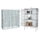 Add-On Wire Security Cages