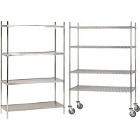 Advance Tabco Shelving Units