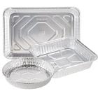Aluminum Foil Cake Pans and Lids