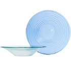 American Metalcraft Glacier Glass Dinnerware