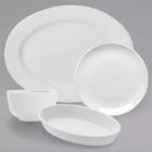 Arcoroc Capitale White Porcelain Dinnerware by Arc Cardinal
