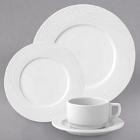 Arcoroc Candour Cirrus White Porcelain Dinnerware by Arc Cardinal