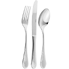 Arcoroc Stone Flatware 18/10 by Arc Cardinal