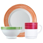 Arcoroc Opal Glass Dinnerware by Arc Cardinal