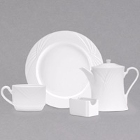 Arcoroc Horizon White Porcelain Dinnerware by Arc Cardinal