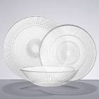 Arcoroc Louison Glass Dinnerware by Arc Cardinal